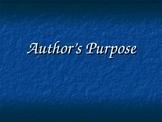 Author's Purpose #2-Turning Technologies