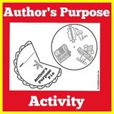 Authors Purpose Activity