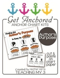 Author's Purpose Anchor Chart Kit