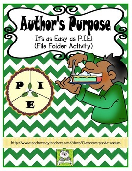 Author's Purpose Combo Pack (CC Aligned)