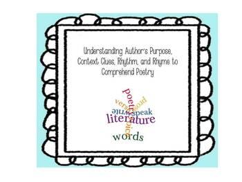 Author's Purpose, Context C... by Teacher Creature | Teachers Pay ...