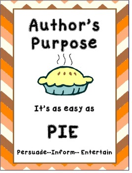 Author's Purpose Cut and Paste