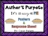 Author's Purpose {Easy as PIE}