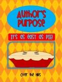 Author's Purpose Extravanganza {Easy as P.I.E.}