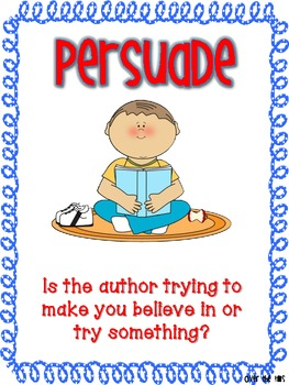 Author's Purpose Extravanganza {Easy as P.I.E.}