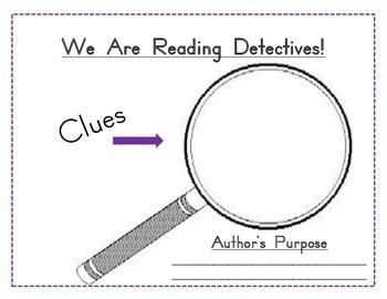 Author's Purpose Informational Text Bundle