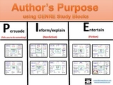 Author's Purpose K-5