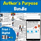 Author's Purpose Learning Pack