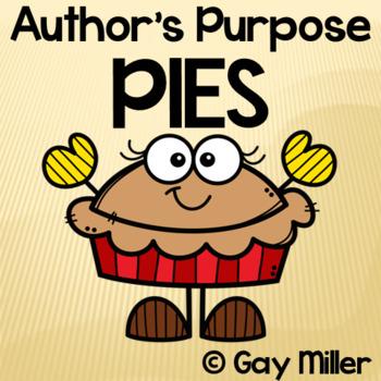 Author's Purpose Lesson