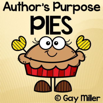 Author's Purpose Lesson