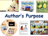 Author's Purpose Lesson Flashcards Game  flashcards, study guide, game 2018 2019