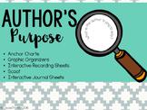 Authors Purpose {Mini Unit}