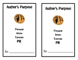 Author's Purpose PIE Book
