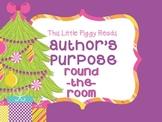 Author's Purpose {PIE} CCSS/TEKS Aligned