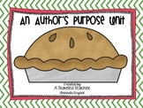 Author's Purpose PIEs