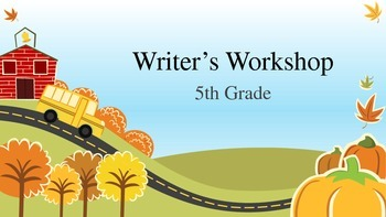 Author's Purpose PowerPoint: 5th Grade: Common Core Writing