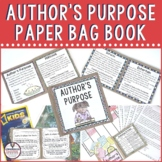 Author's Purpose Sorting Practice