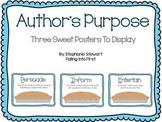 Author's Purpose: Sweet as PIE