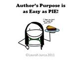 Author's Purpose Teaching Pack