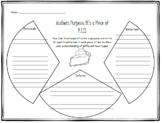 Authors Purpose Writing Sheet