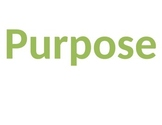 Author's Purpose bulletin board words