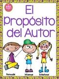 Author's Purpose in Spanish