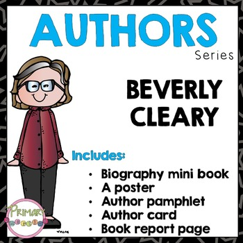 Author Study - Beverly Cleary