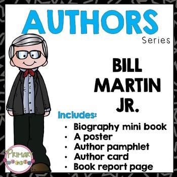 Author Study - Bill Martin Jr.