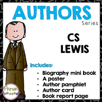 Author Study - CS Lewis