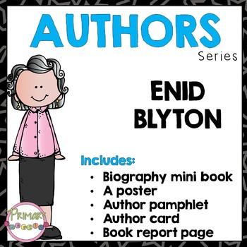 Author Study - Enid Blyton