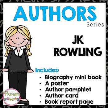 Author Study - JK Rowling