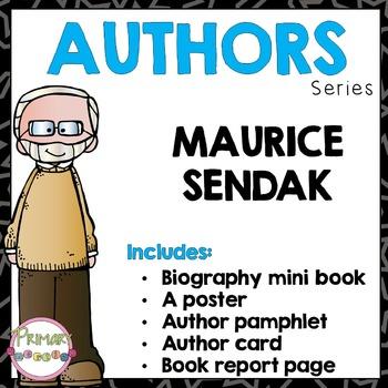 Author Study - Maurice Sendak