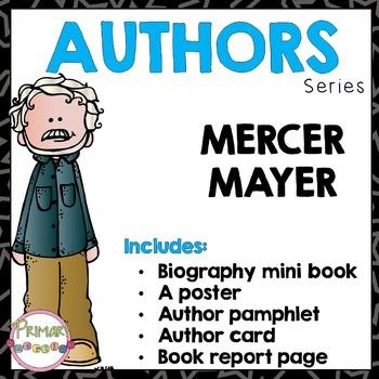 Author Study - Mercer Mayer