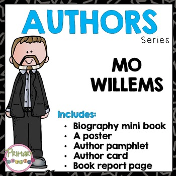 Author Study -  Mo Willems