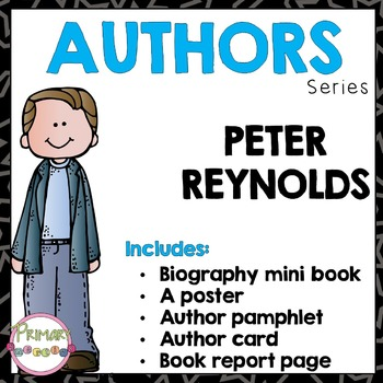 Author Study - Peter Reynolds
