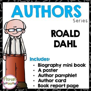 Author Study - Roald Dahl