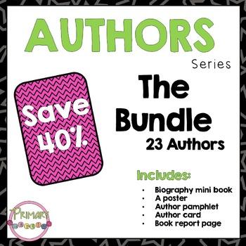 Author Study - The Bundle