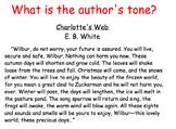 Author's Tone Smartboard