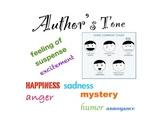 Author's Tone Poster