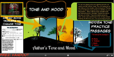 Author's Tone and Mood Prezi