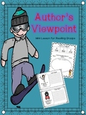 Author's Viewpoint Mini Lesson