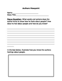 Authors Viewpoint handout
