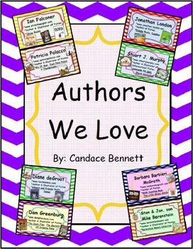 Authors We Love 2