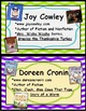 Authors We Love - Author Cards for Author Studies