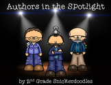 Authors in the Spotlight