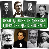 Authors of American Literature Magic Portrait Videos and P