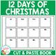 Twelve Days of Christmas Cut & Paste Book