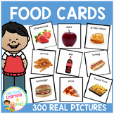 Food Cards 300 Real Pictures PECS
