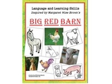 Autism, Pre-K, Farm Vocabulary & Math with the BIG RED BARN