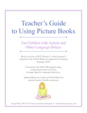 Autism Verbal Behavior Therapy, Guide to Picture Books for Teachers and Parents.